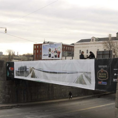 ArtBridge : Kingston 2014