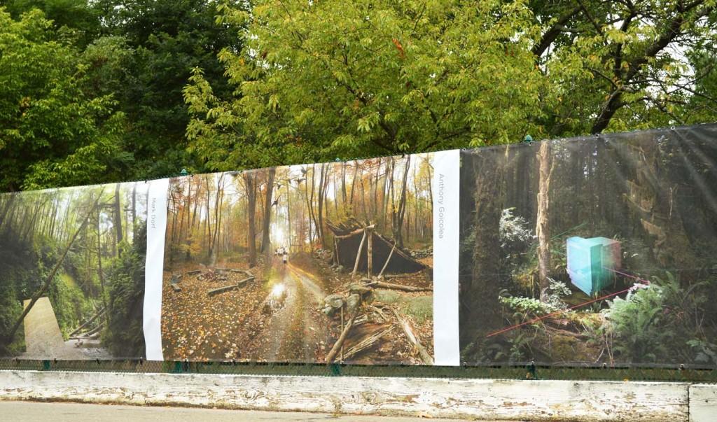 Natural Disruptions, ArtBridge