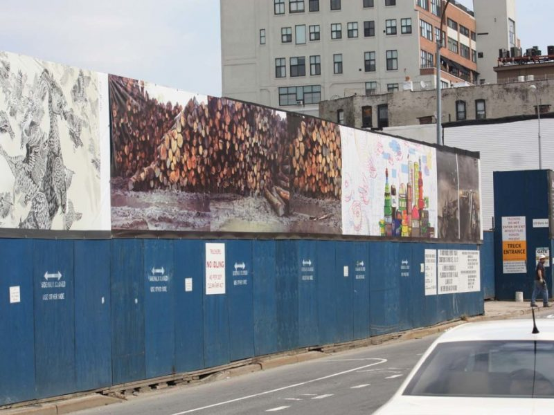 Atlantic Yards Get Artsy; Tenants Plan East Village Protest, Curbed