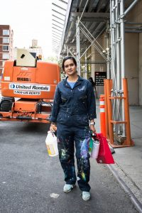Soraya Marquez (aka Indie184), Artist