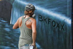 BKFoxx, ArtBridge artist