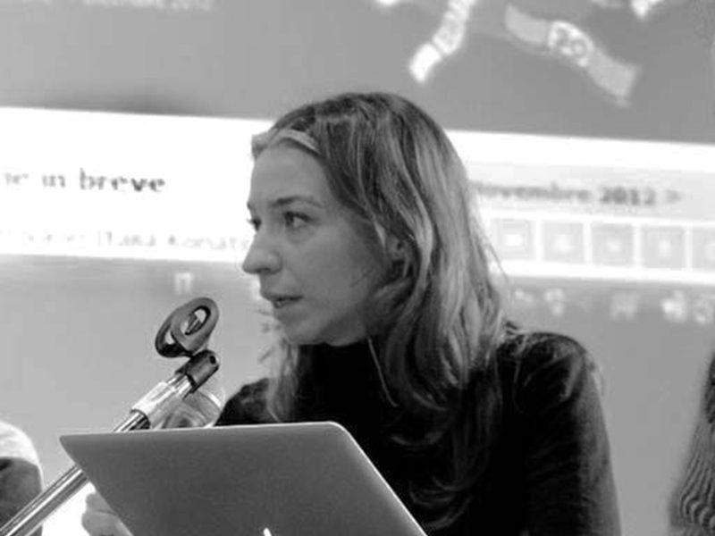 Cecilia Guida, Curator of Arte in Costruzione