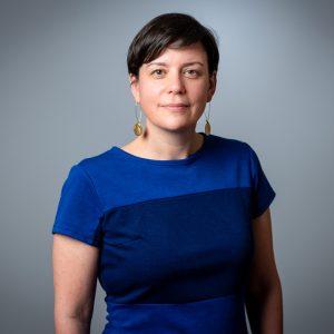 Erin Barnes, ArtBridge Advisory Counsil