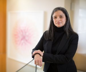 Jodi Moise, Director of The Fine Art Program and Collection at Montefiore Einstein