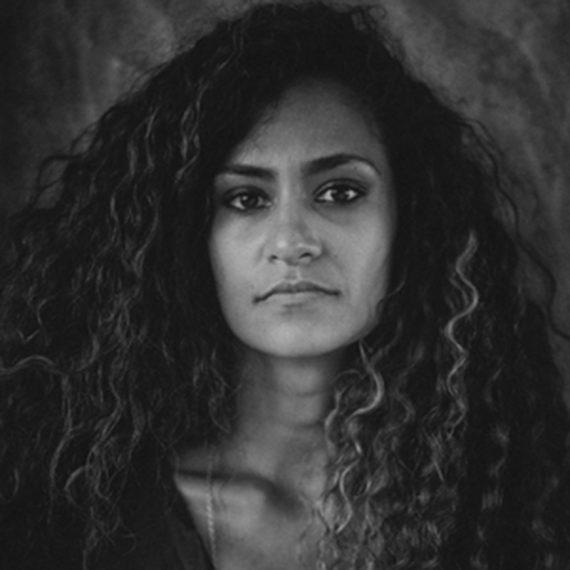 Malin Fezehai, curator at ArtBridge