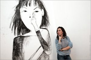 Martina Vanda, ArtBridge for L'Aquila artist