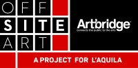Off Site Art/ArtBridge for L'Aquila