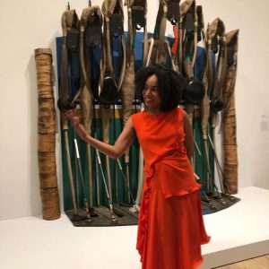 Rujeko Hockley, Assistant Curator of Contemporary Art, Brooklyn Museum