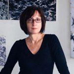 Cecilia Schmidt, artist at ArtBridge