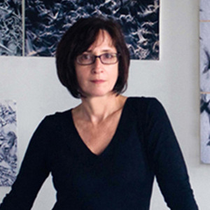 Cecilia Schmidt, artist at ArtBridge