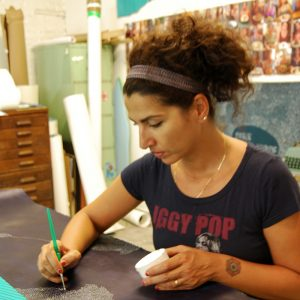 Dahlia Elsayed, curator of First Exposure 2009
