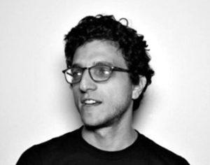 Jon Feinstein, curator of Another New York, an ArtBridge exhibition