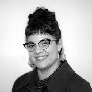 Laura Alvarez, Curator and Board Member at ArtBridge
