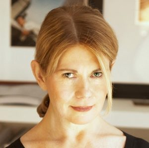 Victoria Anstead, curator of First Exposure 2009