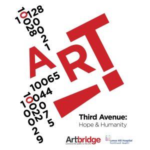 Flyer for Lenox Hill art